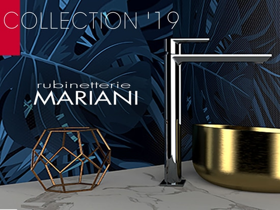 Catalogue 2019 Rubinetterie Mariani
