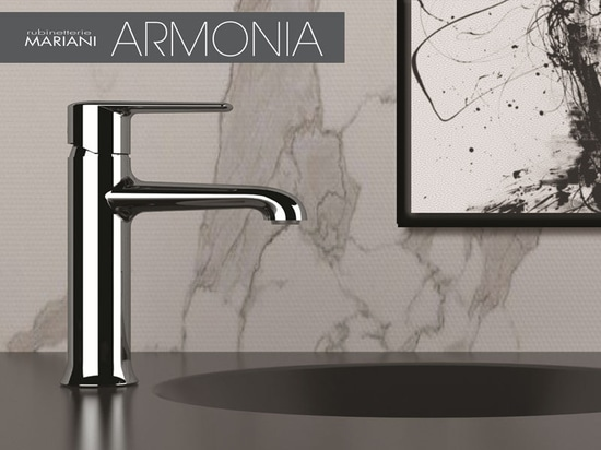 Armonia faucet collection Rubinetterie Mariani
