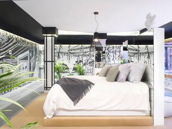 Casa Decor 2015 - KAZUO Suite