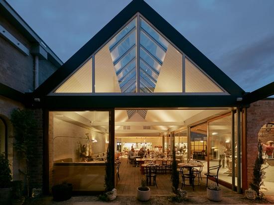 "Adam Wright-Smith designs Melbourne restaurant around ""sense of adventure"""