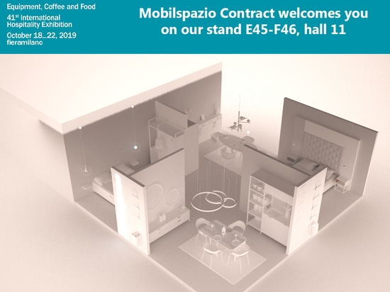 Come and visit us at Host Milano