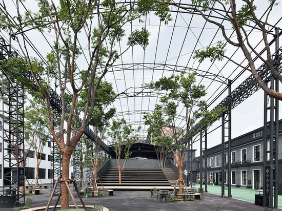 Shanghai Museum of Glass Park / Coordination Asia