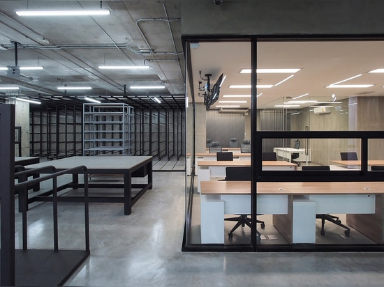 Office of Lee & Son Leather / ASWA