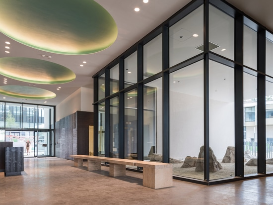 MAD's first European building nears completion in Paris