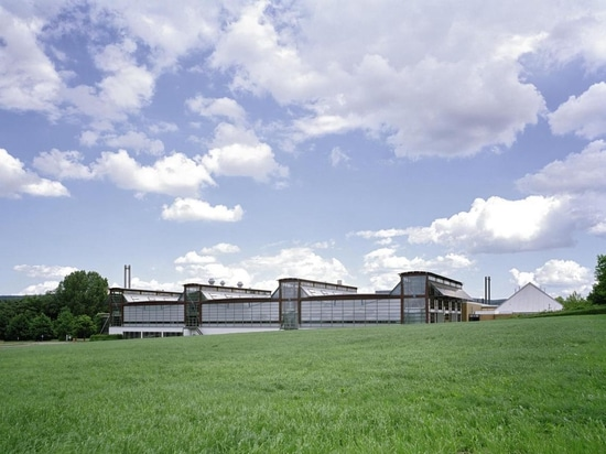 Wilkhahn production building
