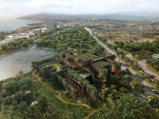 mazatlan aquarium, mazatlan, mexico | expected completion 2021