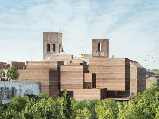 museo arévalo – adrastus collection, arévalo, spain | expected completion 2023