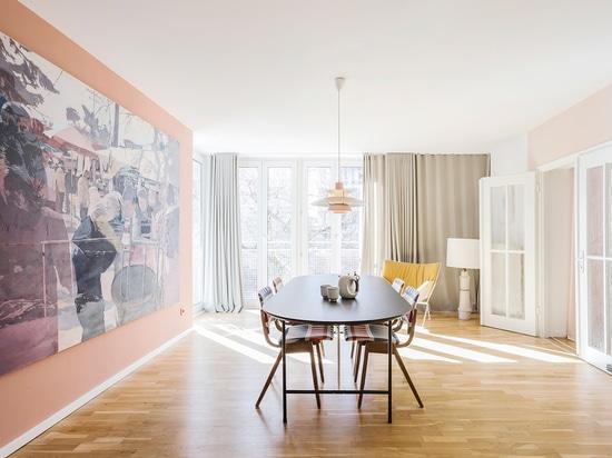 Theresienstraße apartment
