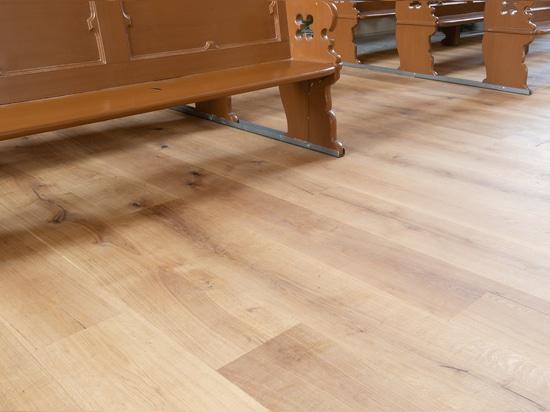 Dennebos 300 mm wide engineered oak flooring
