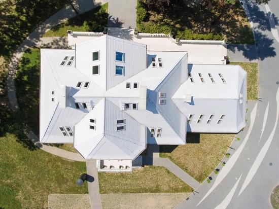 Impeccable design of historic Villa