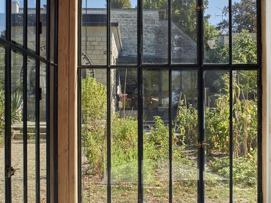 A Modern Backyard Studio For A Music Composer