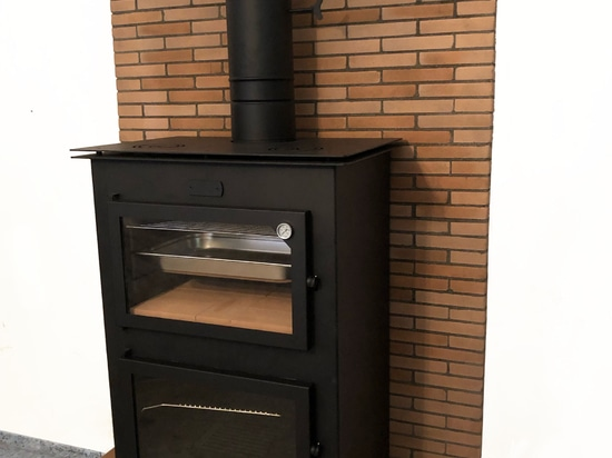 """STOVE WITH OVEN B2-H """"GREAT GRILL ROYAL"""""""