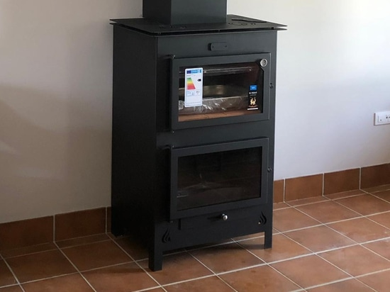 "STOVE WITH OVEN B2-H ""GREAT GRILL ROYAL"""
