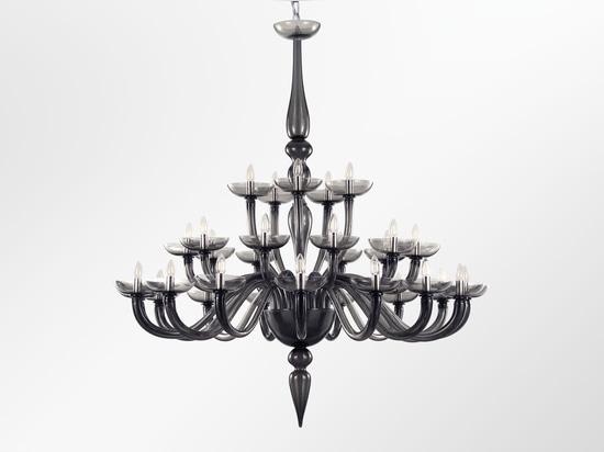 Metropole venetian style chandelier
