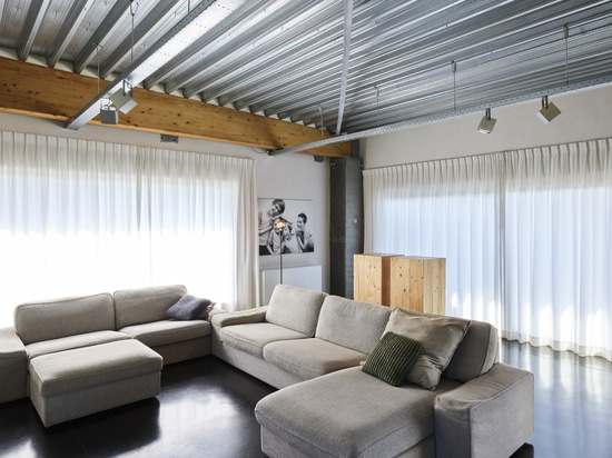 Private industrial loft