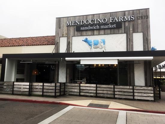 Mendocino Farms - San Diego, CA