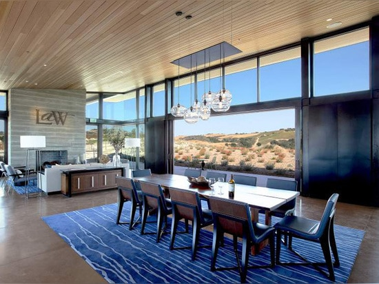 BAR Architects Design The Law Winery In California