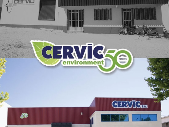 Cervic celebrates its 50th anniversary