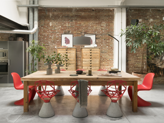 Poblenou Loft / The Room Studio