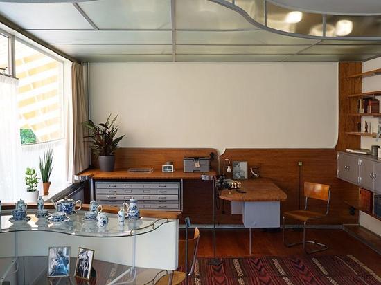 Sybold Ravesteyn's modernist house in Utrecht opens to the public