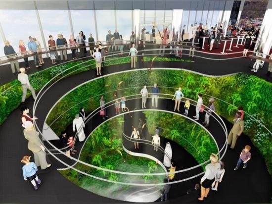 WOHA unveils a lush, net-zero Singapore Pavilion for the 2020 World Expo