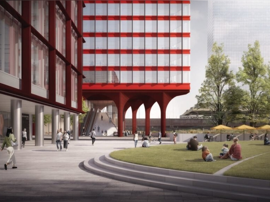Striking LEED Silver-targeted tower to rise in the heart of Philadelphia