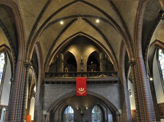 St Urbanuschurch, The Netherlands