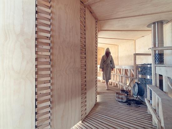 Steam of Life Pavilion / JKMM Architects
