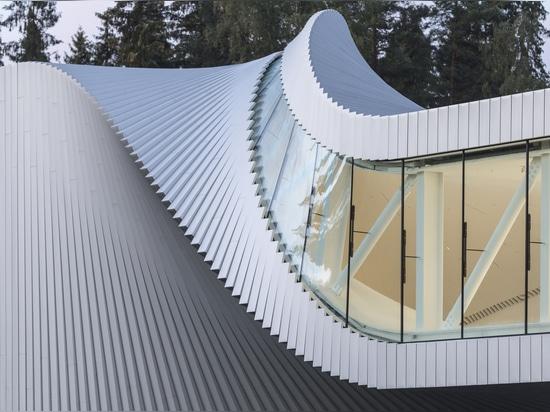 The Twist Museum / BIG