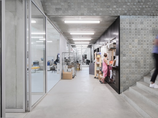 Gerrit Rietveld Academy and Sandberg Institute / Studio Paulien Bremmer + Hootsmans Architects