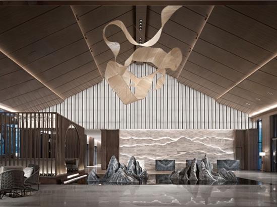 Hyatt Regency Beijing Shiyuan by CL3 Architects