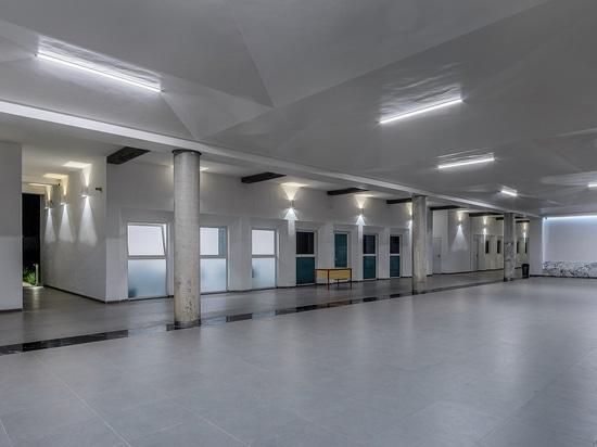 SCHOOL, CASABLANCA, MAROKO