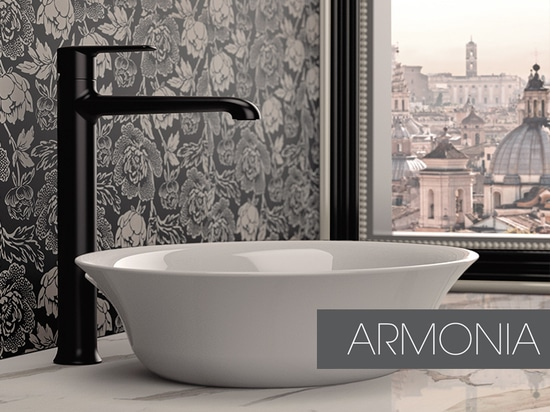 ARMONIA harmonious faucet collection