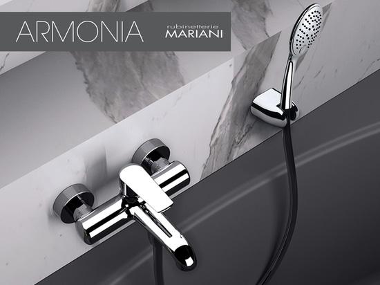 ARMONIA mixer taps collection