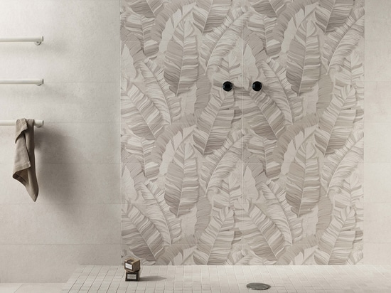 Nux: the stone effect by FAP Ceramiche that brings a contemporary allure  to the whole home