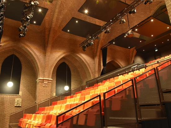 Theatre church, The Netherlands