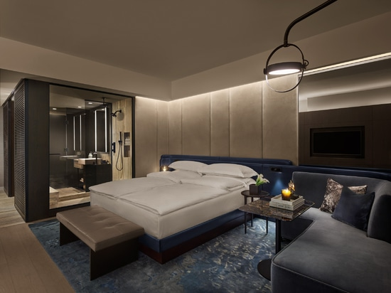 David Rockwell and Joyce Wang team up for first Equinox Hotel in New York