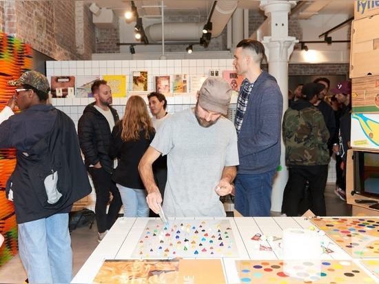 Vans launches exhibition space in Covent Garden boutique store