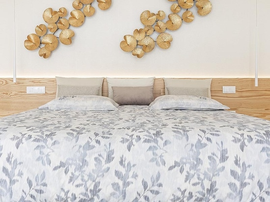 A Wrap-Around Wood Accent With Hidden Lighting Is An Idea For Adding A Warm Glow To Any Bedroom