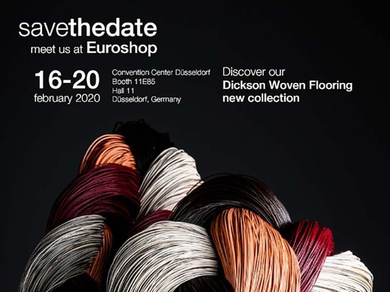 Save the Date - Meet us at Euroshop!
