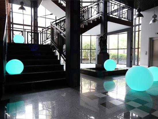 design floor lamps nunoni terra group MOON