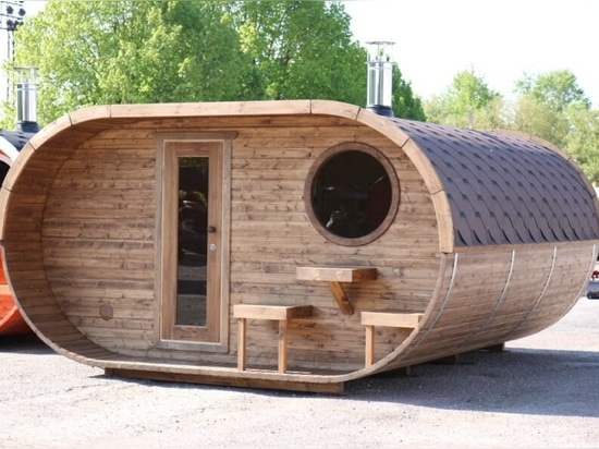These DIY backyard saunas are just what you need to stay warm and toasty this winter