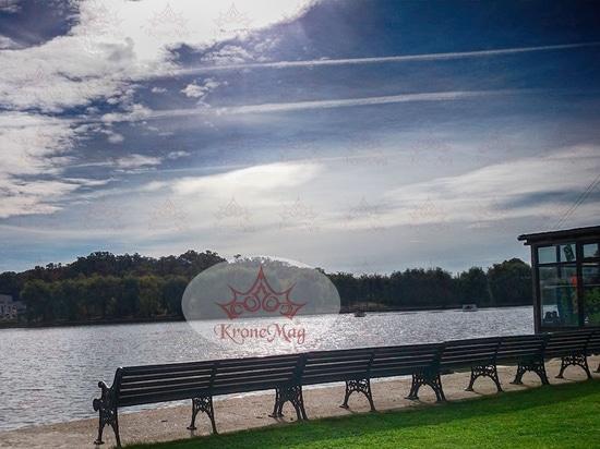 Outdoor bench OXFORD-FR