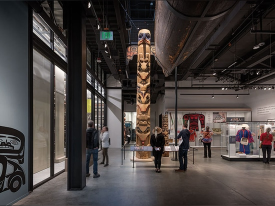 Burke Museum of Natural History and Culture by Olson Kundig