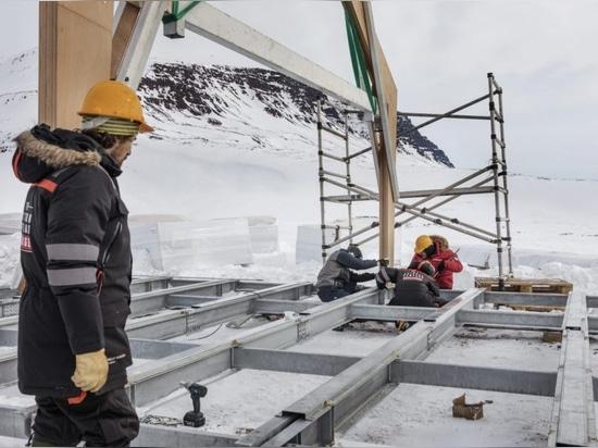 Ariston's Modular Home for Extreme Climates