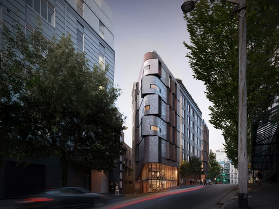 Randle Street Hotel by TZG.