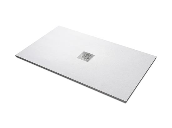 Basic shower tray