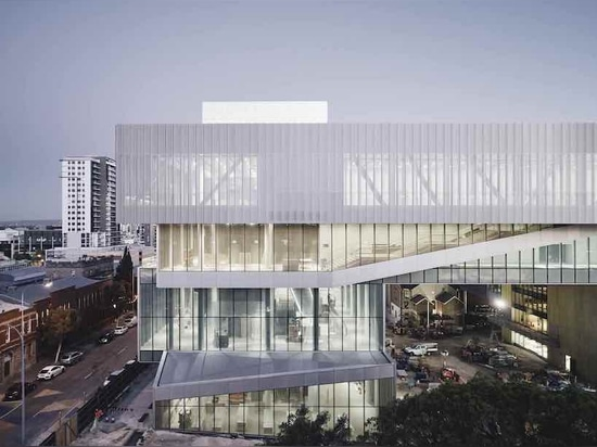 Hassell and OMA blend old and new in completed WA museum