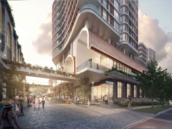 'Sculptural family of towers' proposed for suburban Brisbane