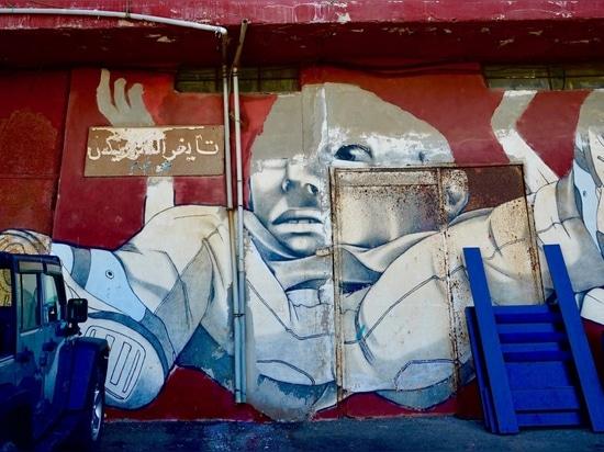 Ouzville, Beirut: Art as a Catalyst for Positive Change